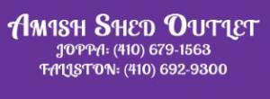 Amish Shed Outlet Joppa and Fallston MD