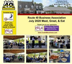 July 2020 Meet, Greet, & Eat Highlights