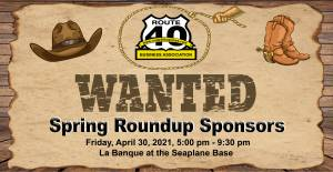 Sponsors Wanted for Spring Roundup