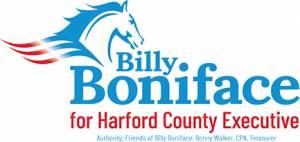 Billy Boniface for Harford County Executive